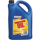 Clarke Rotar 46 5L Long Life Screw Compressor Oil