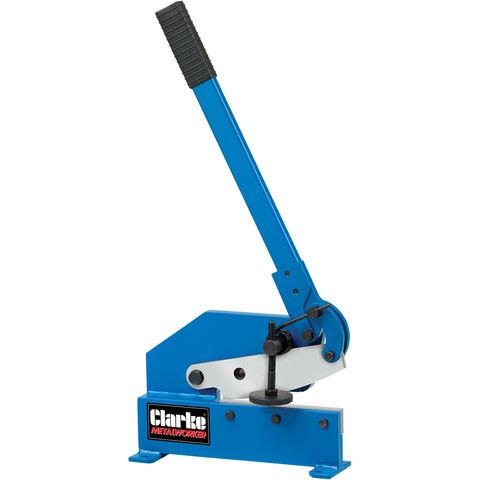 Clarke Double Headed Metal Nibbler DHC-2