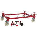 Sealey Vehicle Moving Dolly 4 Post 900kg