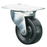 ML140S 50mm Swivel Castor - Rubber