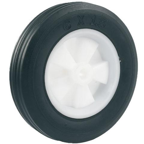 Image of Clarke ML605-1 153mm Wheel - Rubber