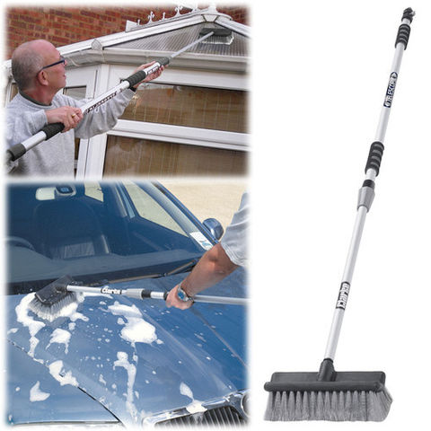 Image of Clarke Clarke CHT632 Telescopic Wash Brush