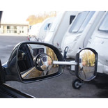 Streetwize Deluxe Suck It & See Towing Mirror (Convex)
