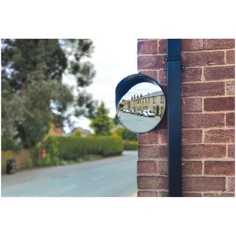 Image of Machine Mart 40cm Blindspot Convex Mirror