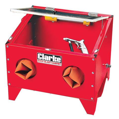 Clarke Csb20b Heavy Duty Blast Cabinet Machine Mart