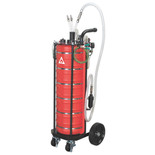 Sealey TP200 40L Air Operated Fuel Drainer