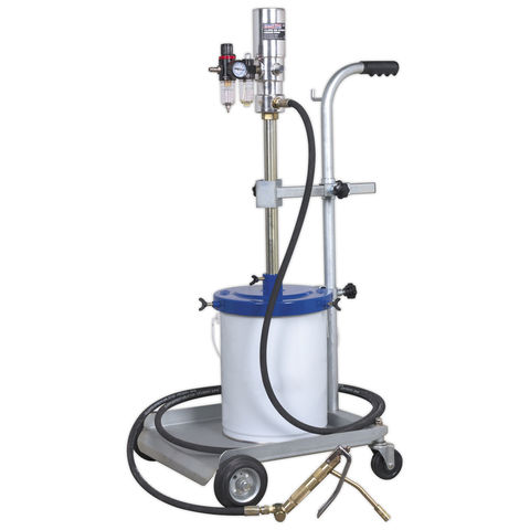 Image of Sealey Sealey AK452X Grease Pump Air Operated 12.5kg