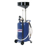 Sealey AK459DX Mobile 90L Oil Drainer with Probes and Air Discharge