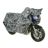 Oxford OF909 Aquatex Camo Extra Large Motorcycle Cover