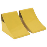 Sealey WC05 Heavy-Duty Steel Wheel Chocks Pair