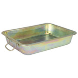 Sealey DRPM2 12L Metal Drain Pan