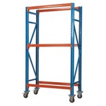 Sealey STR002 Two Level Mobile Tyre Rack 200kg