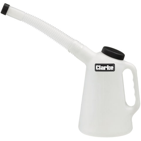 Image of Clarke Clarke CHT845 1litre Measuring Jug With Lid And Spout