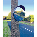 Streetwize SWSM3 600mm Convex Blindspot Mirror
