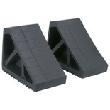 Sealey Rubber Wheel Chocks 3.3kg - Pair