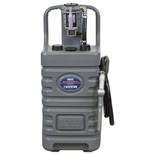 Sealey DT55GCOMBO1 55L Mobile Dispensing Tank with Diesel Pump - Grey