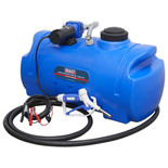 Sealey ADB100T 100L Portable AdBlue® Tank with 12V Pump