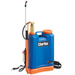 Clarke 16 Litre Back Pack Sprayer KSP16
