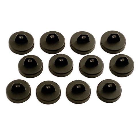Image of Power-Tec Power-Tec - 12 Piece Door Lock Covers Set