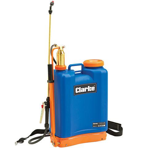 Image of Clarke Clarke 20 Litre Back Pack Sprayer KSP20