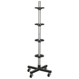 Sealey STR004 100kg Wheel Storage Trolley