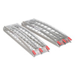 Sealey LR680 Aluminium Loading Ramps 680kg per Pair