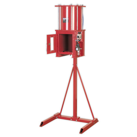 Image of Sealey Sealey HFC08 Pneumatic Oil Filter Crusher