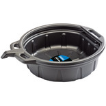 Draper Black 16L Fluid Drain Pan