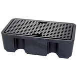 Draper SPILL-2 2 Drum Spill Containment Pallet