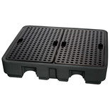 Draper SPILL-4 4 Drum Spill Containment Pallet