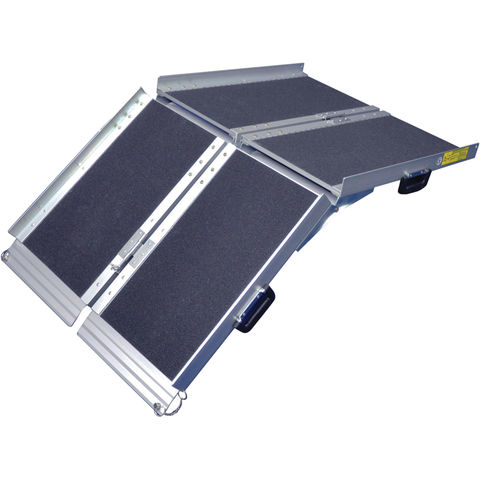 Image of Aidapt Aidapt VA143D 4ft Folding Suitcase Ramp