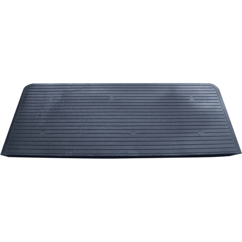 Image of Aidapt Aidapt VA144E Easy Edge Threshold Rubber Ramp (50 x 1550 x 610mm)