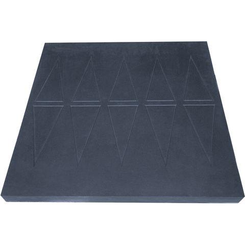 Aidapt Aidapt VA144F Easy Edge Threshold Rubber Ramp (60 x 760 x 750mm)
