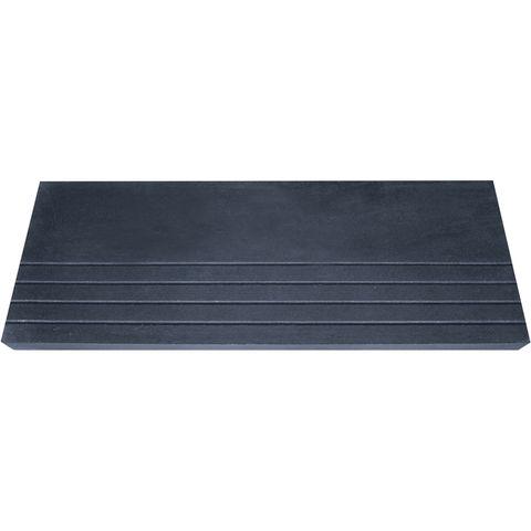 Aidapt Aidapt VA144G Easy Edge Threshold Rubber Ramp (60 x 920 x 350mm)