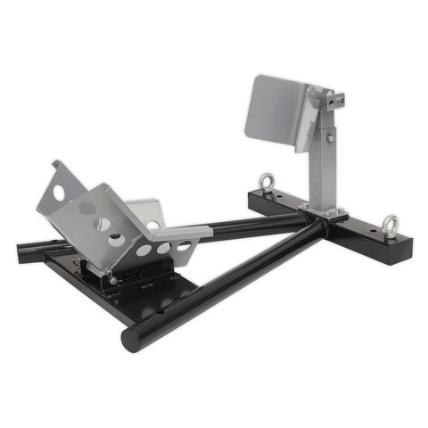 Image of Sealey Sealey FPS7 Heavy-Duty Motorcycle Front Wheel Chock