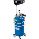 Draper 66241 Gravity Feel Oil Drainer 90L