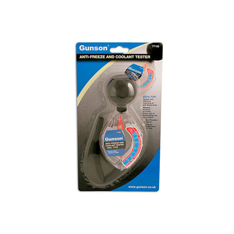 Image of Gunson Gunson 77105 - Dial Type Anti-Freeze Coolant Tester