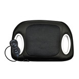 Streetwize Heated Seat Cushion with Lumbar Support