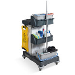 Numatic XCG1 Compact Trolley with Twist Mop