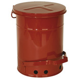 Sealey OWC23 22.7L Oily Waste Can