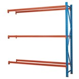 Sealey STR003E Tyre Rack Extension 200kg Capacity Per Level (for STR003)