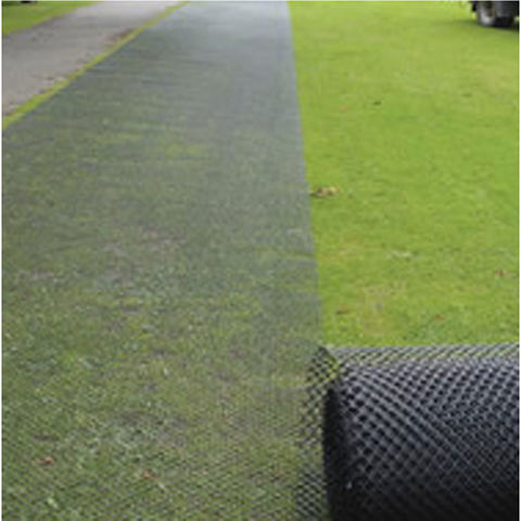 Image of Grassmats Grassmats GMS006-B Turf Protection Mesh 2m x 30m Roll