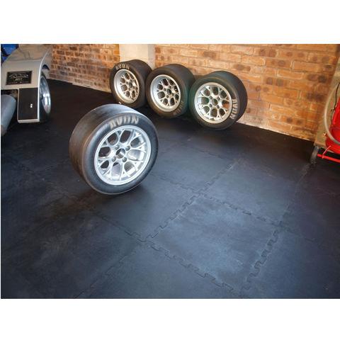 Image of Grassmats Grassmats GMS014-17-100K Garage Tiles and Edging
