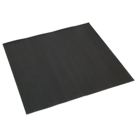 Image of Sealey Sealey HVM17K02 Electrician's Insulating Rubber Safety Mat 1 x 1m