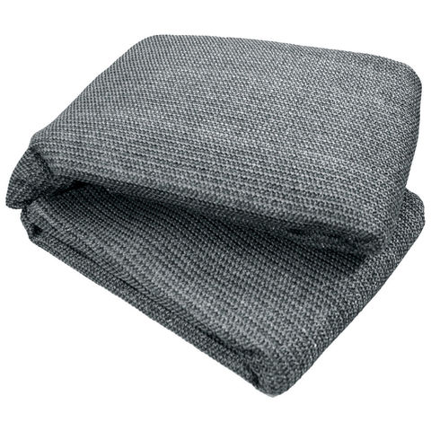 Image of Streetwize Streetwize LWAG2525 Awning Carpet Anthracite/Grey 2.5m x 2.5m