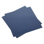 Sealey FT2B Blue 'Coin' Self Adhesive Vinyl Floor Tiles