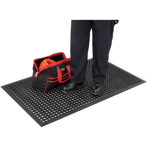 Image of Clarke Clarke Large Anti-fatigue Safety Mat