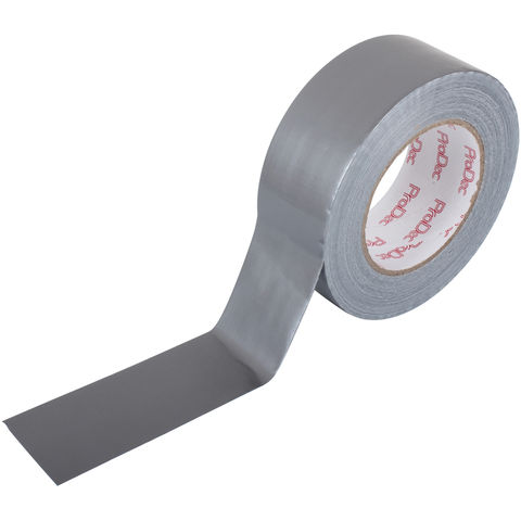 Image of Rodo Rodo PTDT50B Cloth Duct Tape 50mm x 50m Silver
