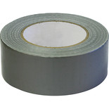 50mm x 50m Cloth Gaffa Tape (Grey)