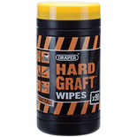 Draper 54186 Hard Graft Wipes
